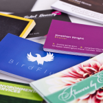 Do your business cards mean business?