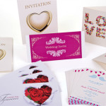 Perfect wedding stationery for the perfect wedding.