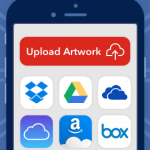 New Mobile Artwork Upload Functionality [Infographic]