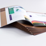 How to choose the right paper for your brochure