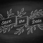 Choose the right paper for your 2019 Save the Date card!
