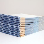 What are the different types of booklet binding?