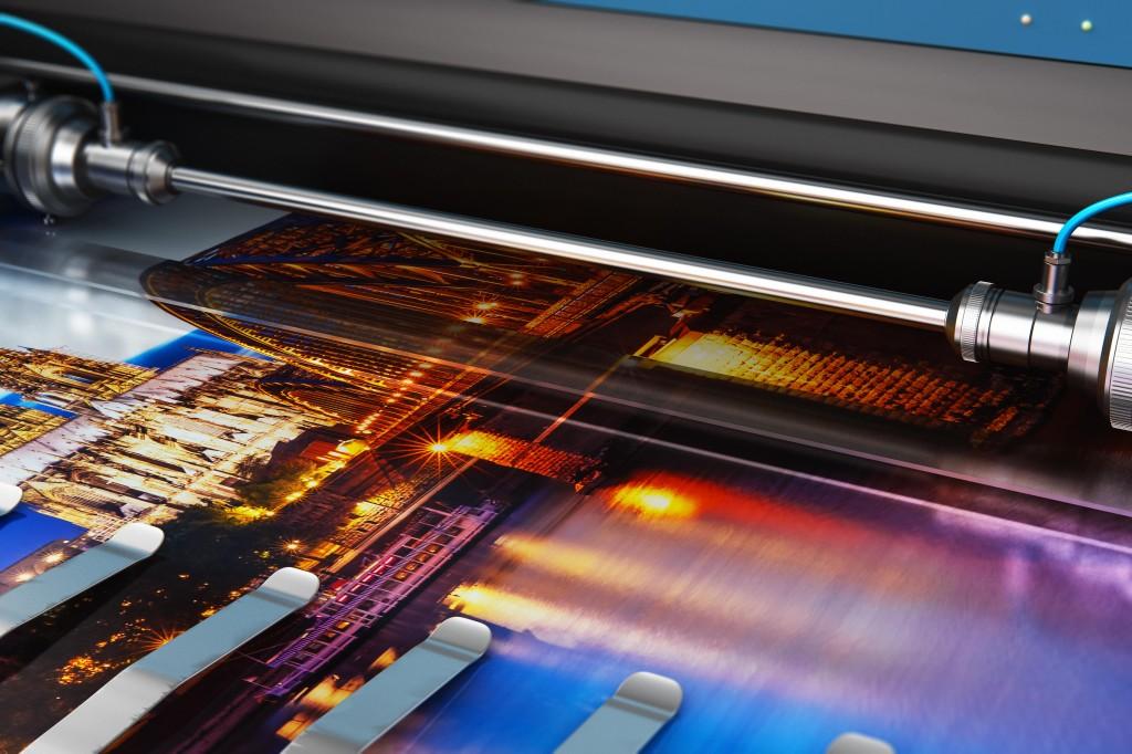What makes Digital Printing the UK's best online printer