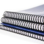 The benefits of spiral bound documents